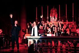 Concerto di raccolta fondi Joyful Gospel Ensamble, Chiesa parrocchiale di Minerbio, BO_20 Marzo 2016