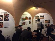 Mostra presso il bar Senza Nome a Bologna_21-23 Dicembre 2016
